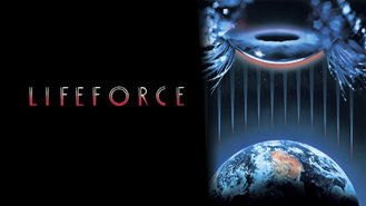 Netflix box art for Lifeforce