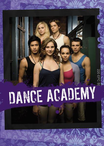Dance Academy Netflix AR (Argentina)