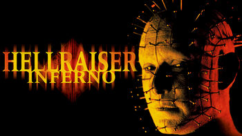 Netflix box art for Hellraiser V: Inferno
