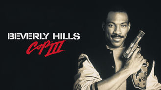 Netflix box art for Beverly Hills Cop III