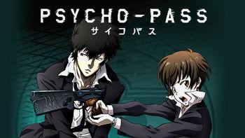 Netflix box art for Psycho-Pass - Season 1