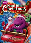 Barney: Night Before Christmas Poster
