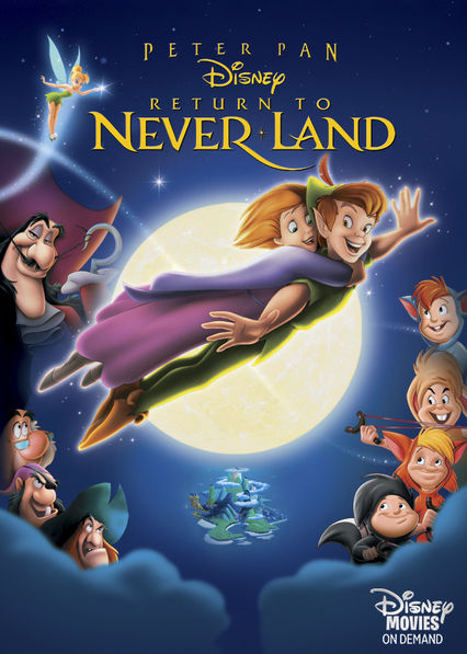 Return to Never Land Netflix AW (Aruba)