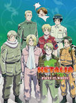 Hetalia: Paint It, White Poster