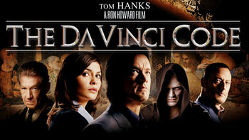 Netflix box art for The Da Vinci Code