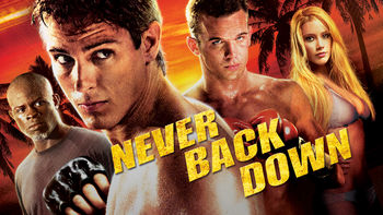 Netflix Argentina: Never Back Down is available on Netflix