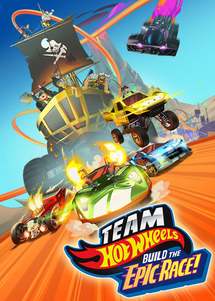 Team Hot Wheels: Build the Epic Race Netflix PA (Panama)