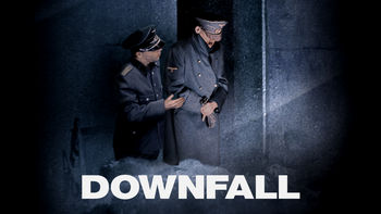 Netflix box art for Downfall