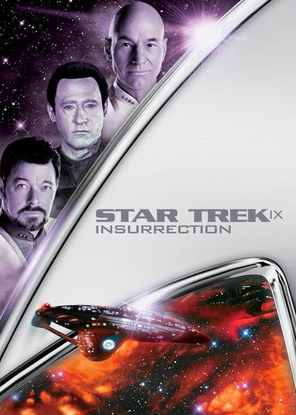 Star Trek: Insurrection Netflix UK (United Kingdom)