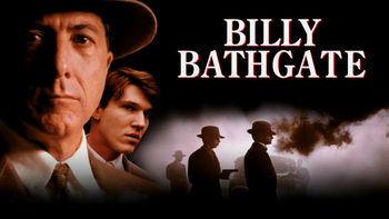 Netflix box art for Billy Bathgate