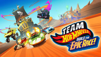 Netflix Box Art for Team Hot Wheels: Build the Epic Race