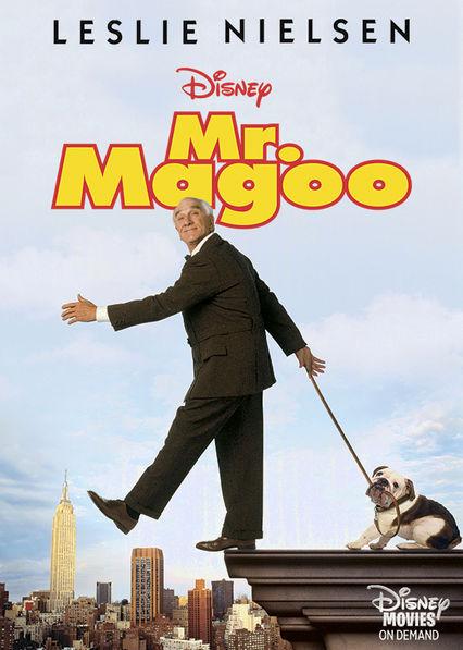 Mr. Magoo Netflix AR (Argentina)
