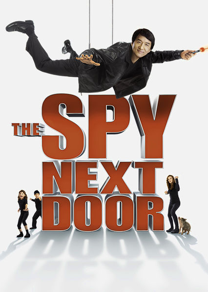 The Spy Next Door Netflix BR (Brazil)