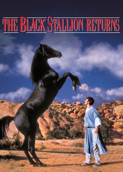 The Black Stallion Returns Netflix UK (United Kingdom)