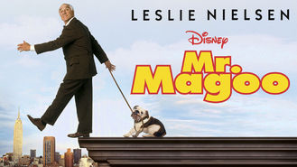 Netflix box art for Mr. Magoo