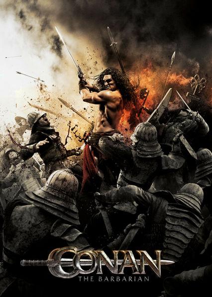 Conan the Barbarian Netflix AU (Australia)