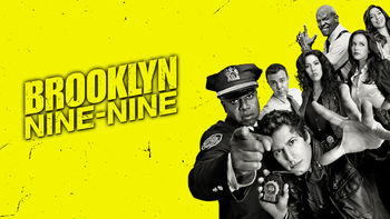 Netflix box art for Brooklyn Nine-Nine - Season 1