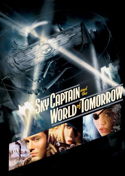 Sky Captain and the World of Tomorrow Netflix PR (Puerto Rico)