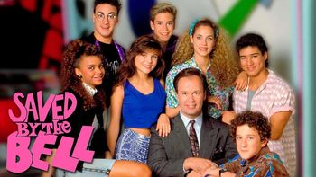 Netflix box art for Saved by the Bell - Season 2