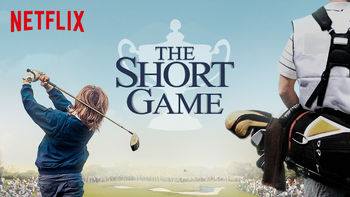 Netflix box art for The Short Game