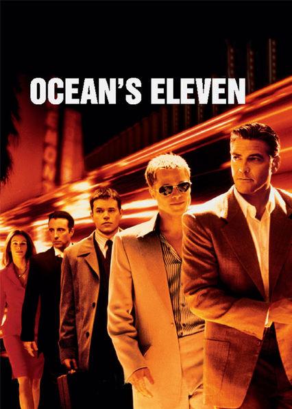 Ocean's Eleven Netflix BR (Brazil)