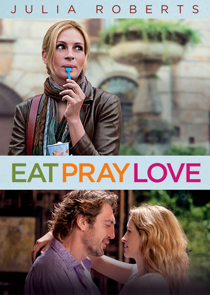 Eat Pray Love Netflix EC (Ecuador)