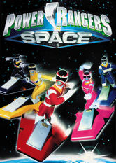 Power Rangers: In Space