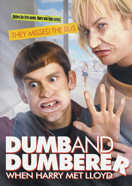 Dumb and Dumberer: When Harry Met Lloyd Netflix ES (España)