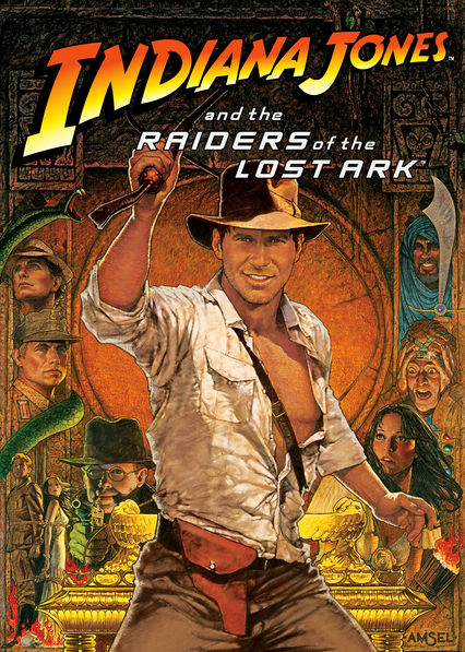 Indiana Jones and the Raiders of the Lost Ark Netflix BR (Brazil)