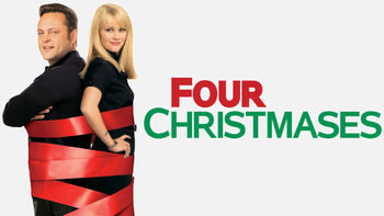 Netflix box art for Four Christmases
