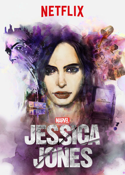 Marvel's Jessica Jones Netflix AR (Argentina)