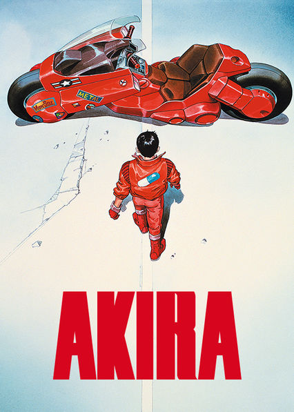 Akira Netflix DO (Dominican Republic)