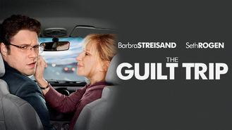 Netflix box art for The Guilt Trip