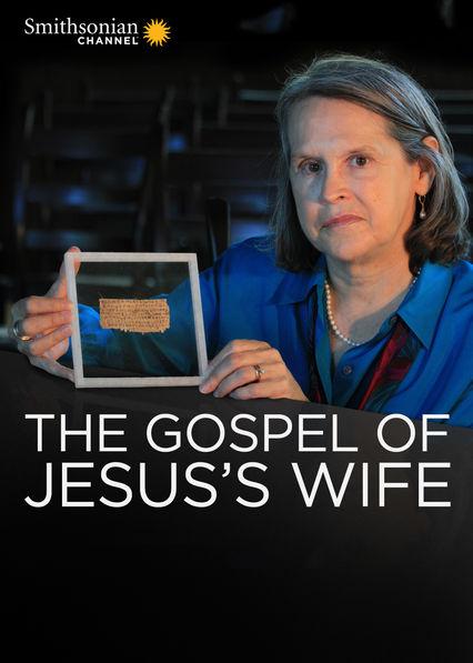 The Gospel of Jesus's Wife Netflix PR (Puerto Rico)