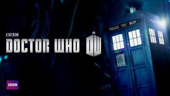 Netflix box art for Doctor Who - Season 5