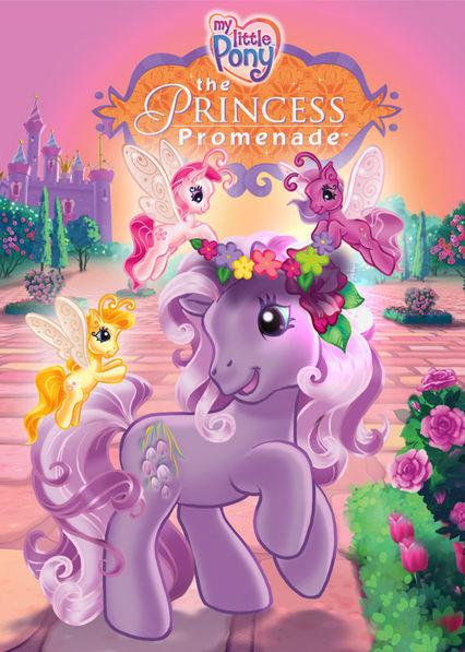 My Little Pony: The Princess Promenade Netflix BR (Brazil)