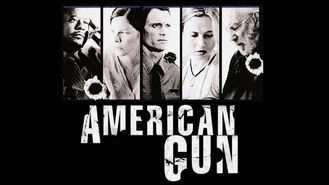 Netflix box art for American Gun