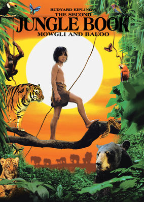 Second Jungle Book: Mowgli and Baloo