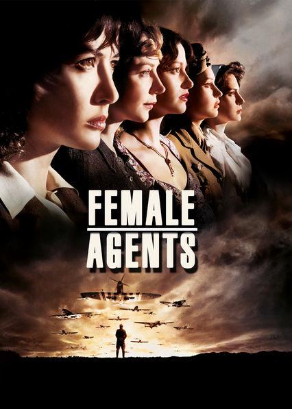 Female Agents Netflix PR (Puerto Rico)