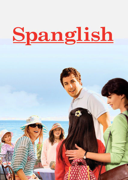 Spanglish Netflix BR (Brazil)