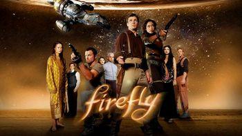 Netflix box art for Firefly - Season 1