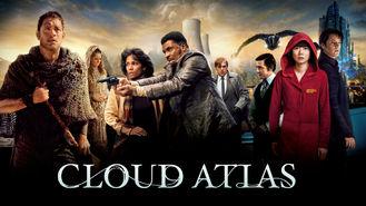 Netflix box art for Cloud Atlas