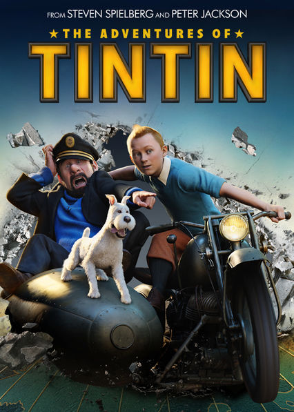 The Adventures of Tintin Netflix ES (España)