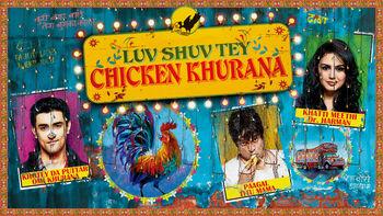 Netflix box art for Luv Shuv Tey Chicken Khurana