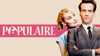 Netflix box art for Populaire