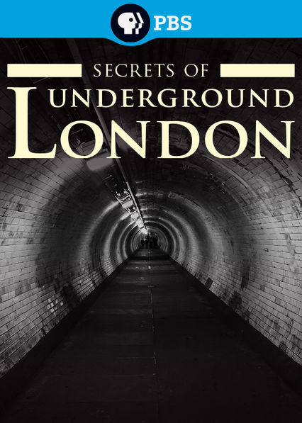 Secrets of Underground London Netflix DO (Dominican Republic)