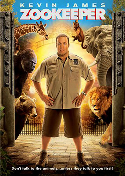 Zookeeper Netflix UK (United Kingdom)