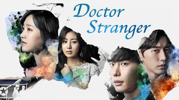 Netflix Box Art for Doctor Stranger - Season 1