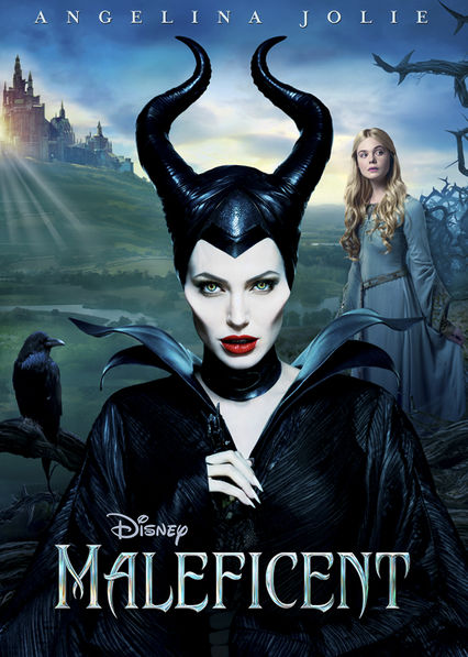 Maleficent Netflix CL (Chile)