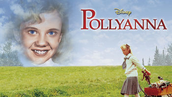 Netflix box art for Pollyanna